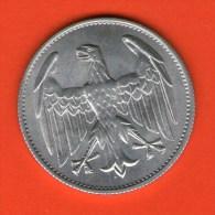 ALEMANIA GERMANY DEUTSCHLAND   - Weimar  3 Mark 1922 A    Alu  KM28  J302 - [ 3] 1918-1933 : República De Weimar