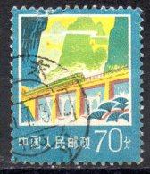 CHINA 1977 1f. - Coal Mining    FU - Usati