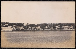 OLD PHOTO CARD SOMEWHERE IN THE ANTILLES - - Antilles