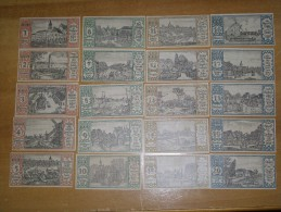 Banconote Notgeld Berlin BEZIRK 50 PFENNIG 1921 - Amministrazione Del Debito