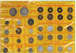 Serie Di Monete Della Cina - Vietnam - Indocina - Altri – Asia