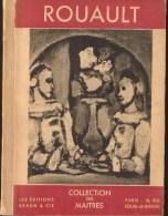 Rouault Collecion Des Maitres Paris 1950 - Bücher, Zeitschriften, Comics