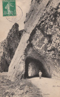 TUNNEL De Gueydan - Francia