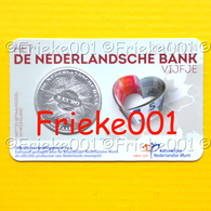Nederland - Pays-Bas - 5 Euro 2014 In Blister.(200 Jaar Nederlandse Bank) - Paesi Bassi