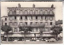 CLERMONT FERRAND 63 - SPLENDID HOTEL TERMINUS - CPSM Dentelée Noir Et Blanc GF - Puy De Dôme - Clermont Ferrand