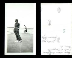 12917-photographie-575   Groupe  Scene De Vie Peche A L'anguille 1935    Photo Originale   B - Fotografie