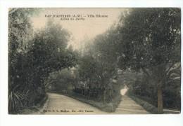CAP D'ANTIBES - Allées Du Jardin De La Villa Eilenroc - N° 285 Bis Lib. Maillan, édit. Cannes - Cap D'Antibes - La Garoupe
