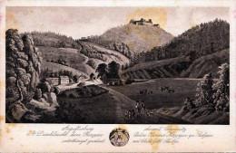 Sachsen - Augustusburg Ohnweit Chemnitz - Augustusburg