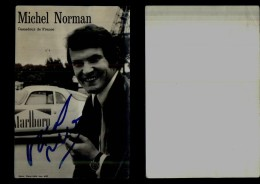 2854-artiste-célébrité S-683   Michel Norman Cascadeur - Cine