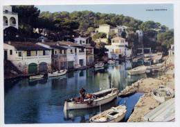Espagne--Baleares--Mallorca--Santanyi--CALA  FIGUERA----cpm éd  Flor De Almendro - Mallorca