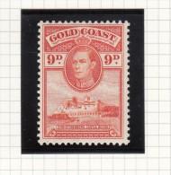 King George VI - 1938 - Costa D'Oro (...-1957)