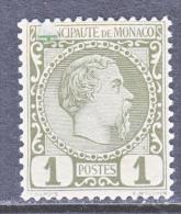 MONACO  1  Fault   * - Monaco