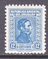 URUGUAY  481  * - Uruguay