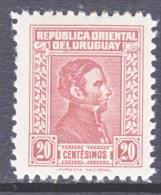 URUGUAY  482  * - Uruguay