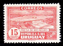 URUGUAY  486  *   WATER DAM - Uruguay
