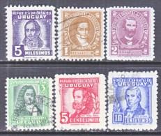 URUGUAY  538-43  (o) - Uruguay