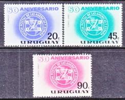 URUGUAY  699, C 252-3  *   UPAE - Uruguay