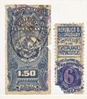 URUGUAY   REVENUE - Uruguay