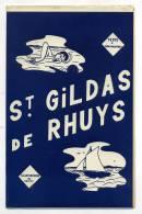 Yvon MAUFFRET Saint Gildas De Rhuys - Bretagne