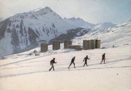 Cp , SPORTS , SPORT D'HIVER , Ski De Fond Au Corbier - Winter Sports
