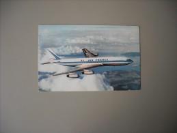 AVIONS BOEING 707 INTERCONTINENTAL AIR FRANCE - 1946-....: Moderne