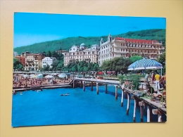 OPATIJA-HOTEL SLAVIJA-CROATIA- KRUGER - Croatia