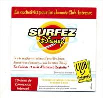 Kit Connexion Internet Club Surfez Disney - Kits De Connexion Internet