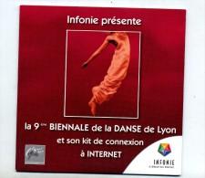 Kit Connexion Internet Infonie Biennale Danse Lyon - Connection Kits