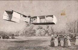 AVIAZIONE AEROPLANE SANTOS DUMONT 1910 - ....-1914: Vorläufer