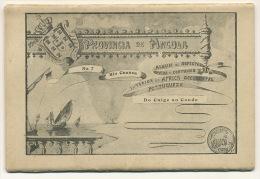 Carnet 10 Vues No 7 Rio Cuanza Do Cuige Ao Condo  1908 - Angola