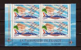 """2008 Poste Aérienne  """"coin Daté De 4 Timbres""""  N° PA 71   Neuf**  (Cote Yvert: 28.00€) - 1960-.... Postfris"""
