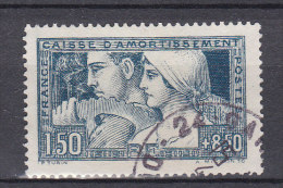 FRANCE No 252 , Oblitéré 1er Choix , Superbe , ( Cote: 180.00 Euro ). - Usati
