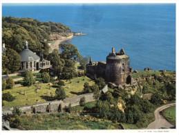 (PH 20) DLO Or RTS Postcard Posted From Scotland To Australia - Ravenscraig Castle - Fife - Schlösser
