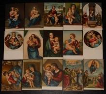 Lot De 15 CPSM De Reproduction De Tableaux - Edition Stengel & Co - Cartes Postales