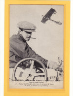 TRANSPORTS / AVIATION / AVIATEURS/MEETINGS/Les Aviateurs De La Grande Semaine D´Aviation De Rouen/Hubert LATHAM Etc... - Aviatori