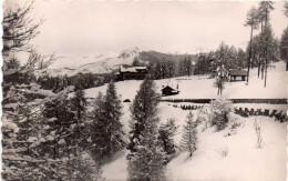 Cpsm 1951, VALBERG, Hôtel Des Flocons, Tête De Mérich Sous La Neige    (33.22) - France