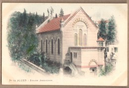 CPA Alger Eglise Anglicane Vollenweider 64 - Algeri