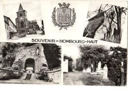 57---SOUVENIR DE HOMBOURG-HAUT--multi-vues--voir 2 Scans - Otros Municipios