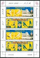 Monaco - 1999 -Association Sportive - Coin Daté - N° 2196/2197 - Neuf ** -  MNH - Monaco