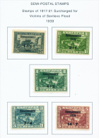 BULGARIA  -  1939  Flood Relief Fund  Mounted Mint - 1909-45 Kingdom