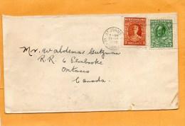 Newfoundland 1938 Cover Mailed - Newfoundland