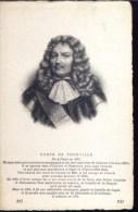 CPA - Personnage Historique - Comte De Tourville - Non Ecrite - - Storia