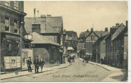 HERTS - BISHOPS STORTFORD - SOUTH STREET  Ht184 - Hertfordshire
