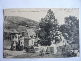 AR198. CPA CANTAL CHATEAU DE LA CHEYRELLE DIENNE - France