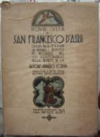 Francesco D'Assisi, Vita Nova Di .... - Libri Antichi