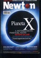 X NEWTON 3/2008 ALLA RICERCA DEL PIANETA X IL MISTERIOSA DECIMO PIANETA  MACHU PICCU - Libri, Riviste, Fumetti