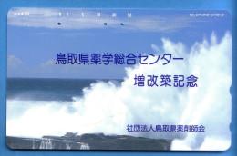 Japan Japon Télécarte Telefonkarte  Phonecard Nr. 110  - 190 - Vulkane