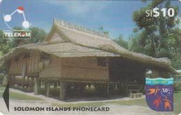 SOLOMON ISL.(GPT) - Sigana Village, Isabelle Province, CN : 04SIC/B, Used - Solomon Islands