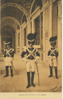 3 Cartes Vatican Gendarmes Garde Palatine  3 Cards - Vatican