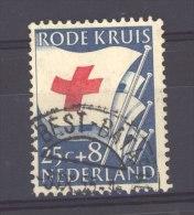 Pays-Bas  :  Mi  619  (o) - Periodo 1949 - 1980 (Giuliana)